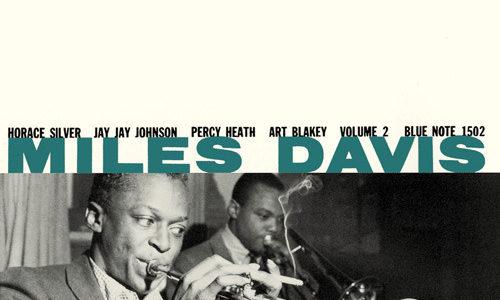 マイルス・デイヴィス・オールスターズ VOL.2 ( BLP 1502 : Miles Davis Volume 2 )
