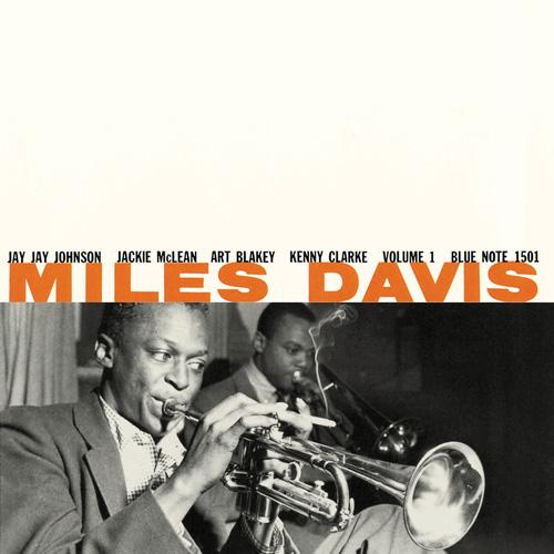 マイルス・デイヴィス・オールスターズ VOL.1 ( BLP 1501 : Miles Davis Volume 1 )