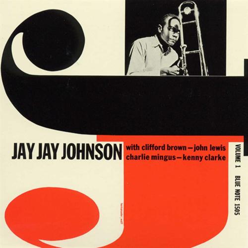 ジ・エミネント・J.J.ジョンソン VOL.1、 BLP 1505 - The Eminent Jay Jay Johnson Volume 1